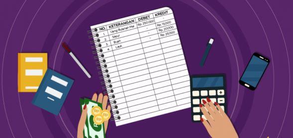 catatan keuangan