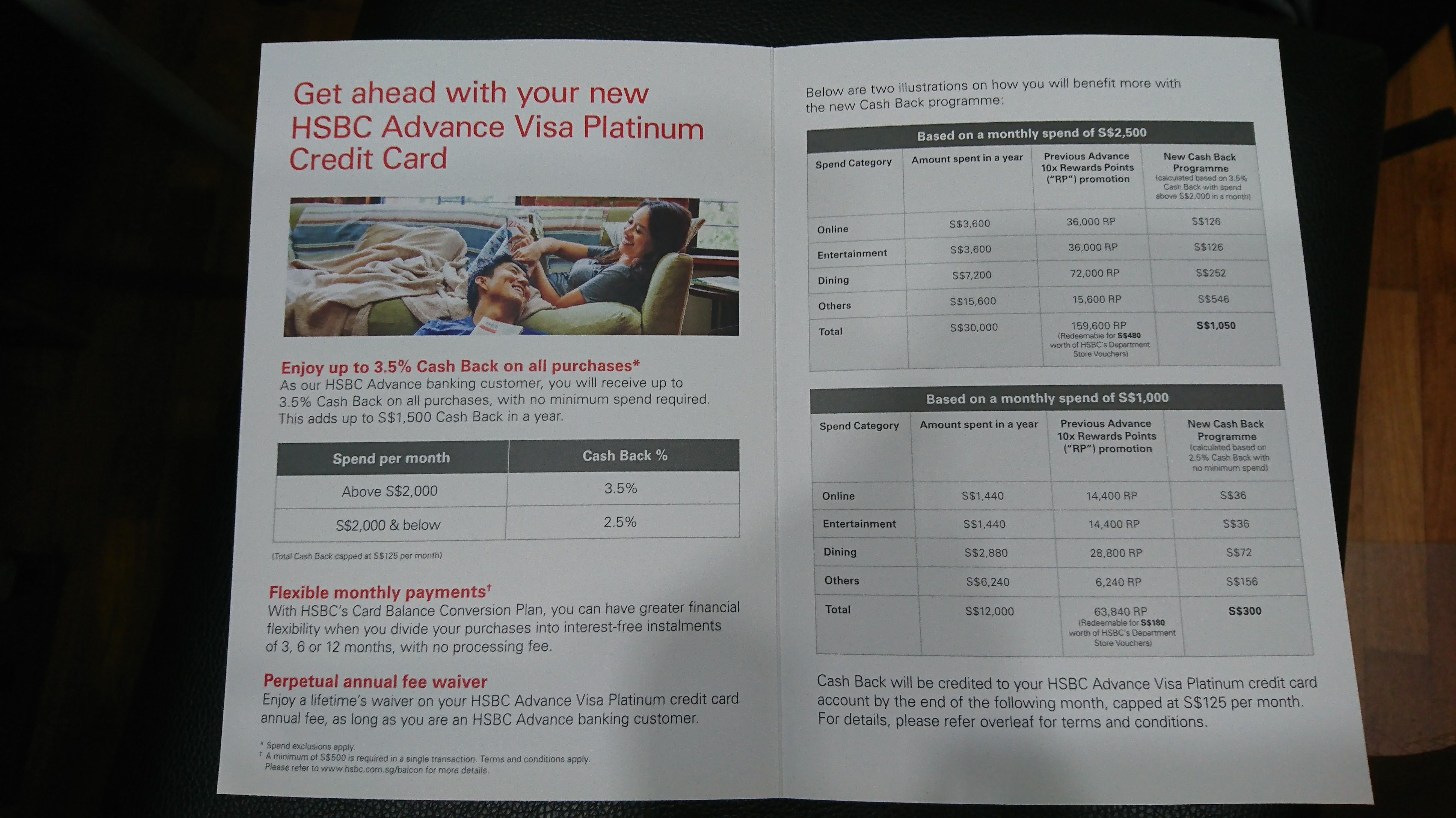 The HSBC Advance card is no more  What now? | The MileLion