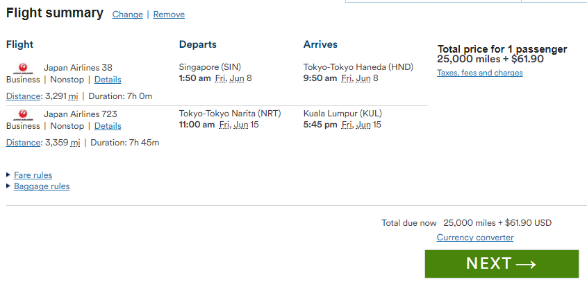 Here S How Alaska S Mileageplan Can Get You Really Cheap Jal