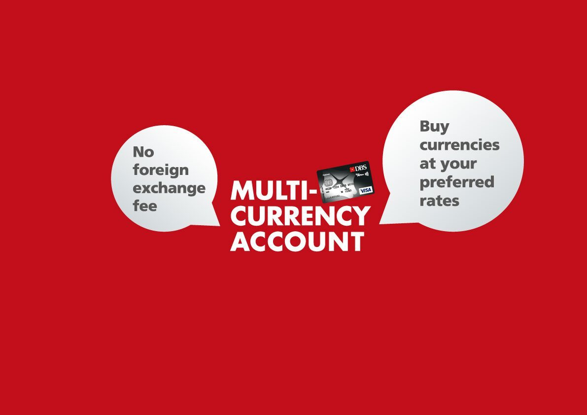Dbs forex trading account