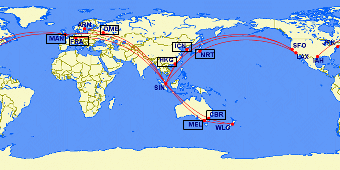 Here\'s your guide to Krisflyer stopovers | The MileLion