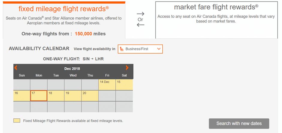 Turbo charge your Singapore Airlines award search with the