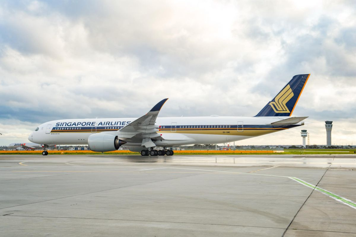 Singapore Airlines makes Brisbane an all Airbus A350 route ...