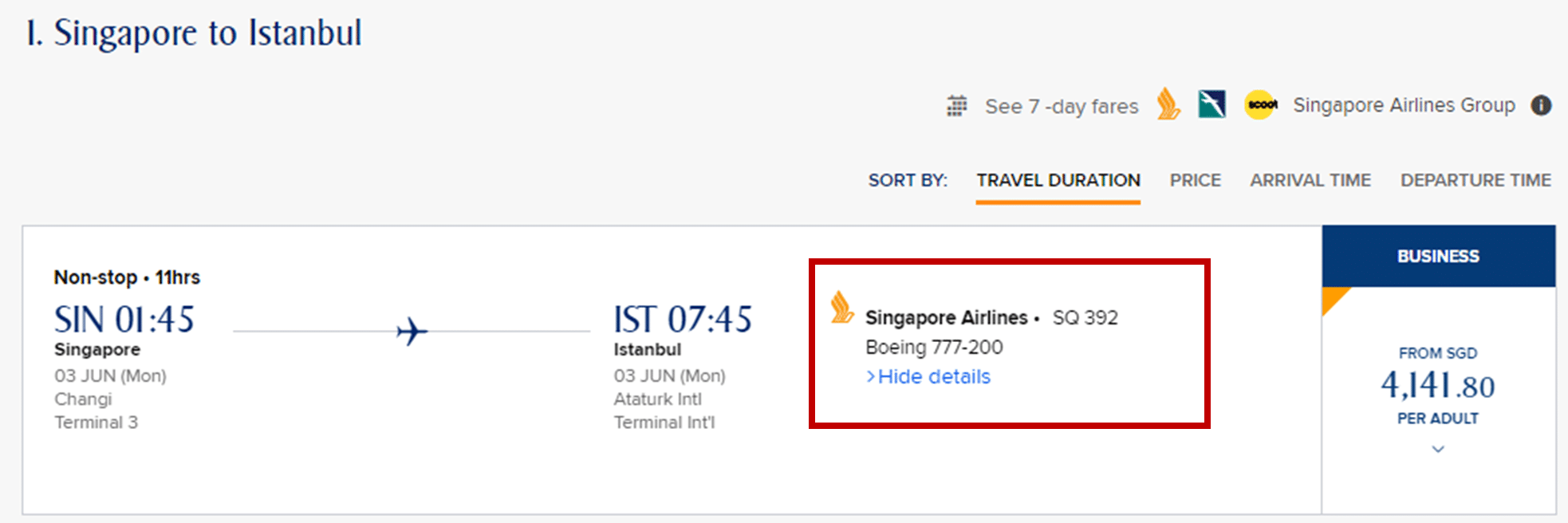 The Milelion\'s KrisFlyer Guide: Singapore Airlines First ...
