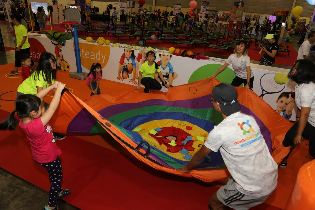 Singapore's Largest Indoor Carnival