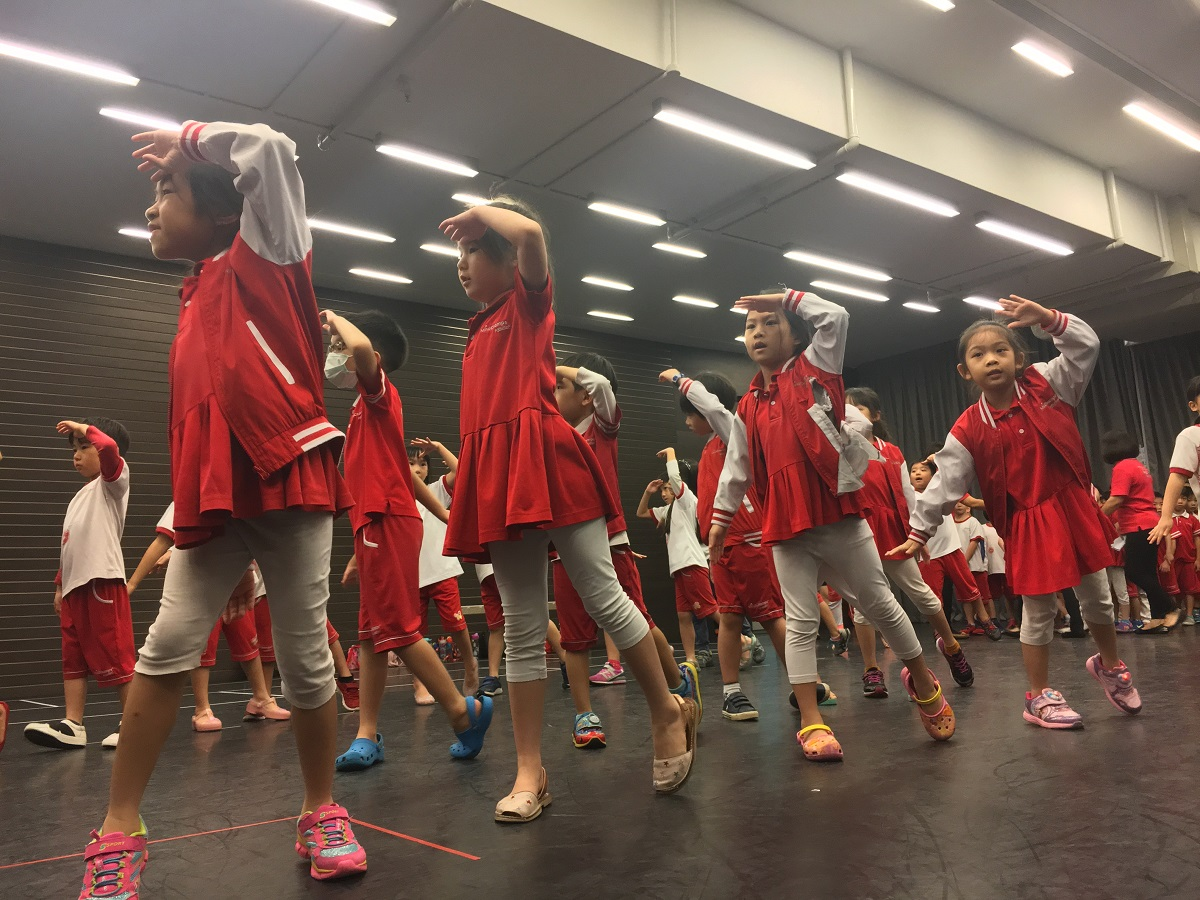 mindchamps preschool k2 graduation concert