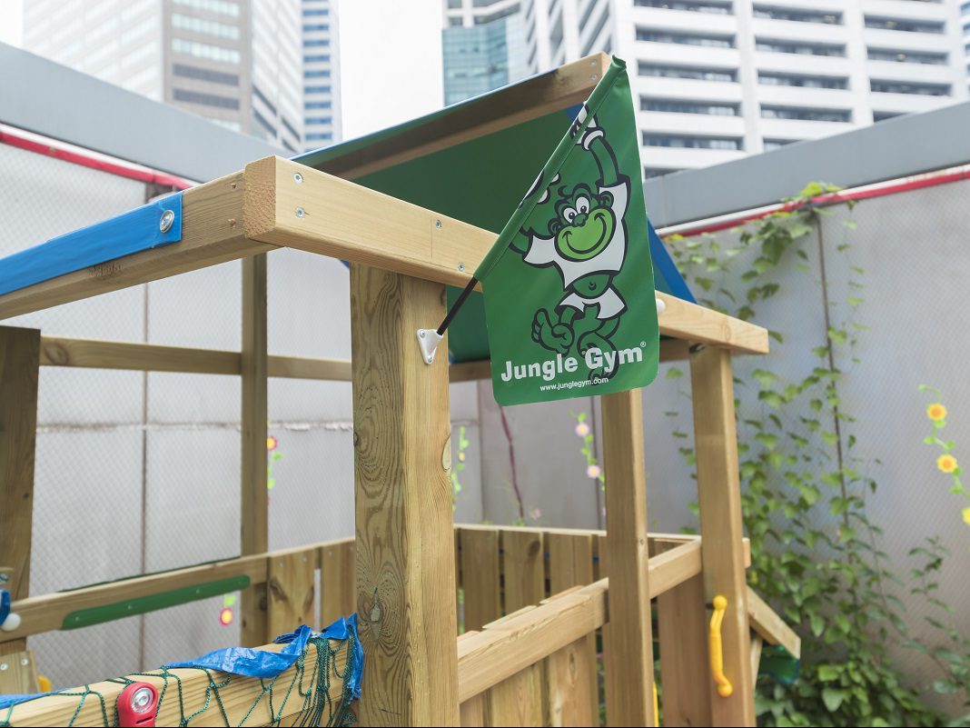 childcare centre in raffles place