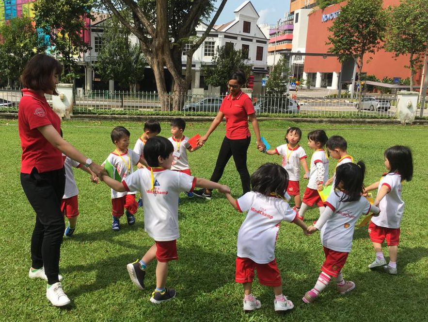 childcare river valley