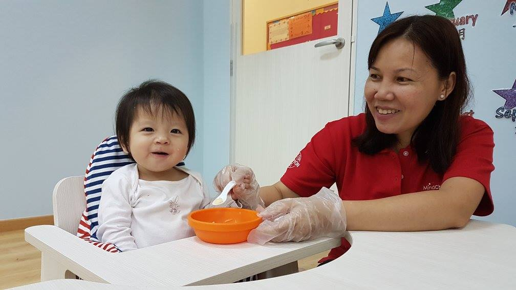infant care in singapore