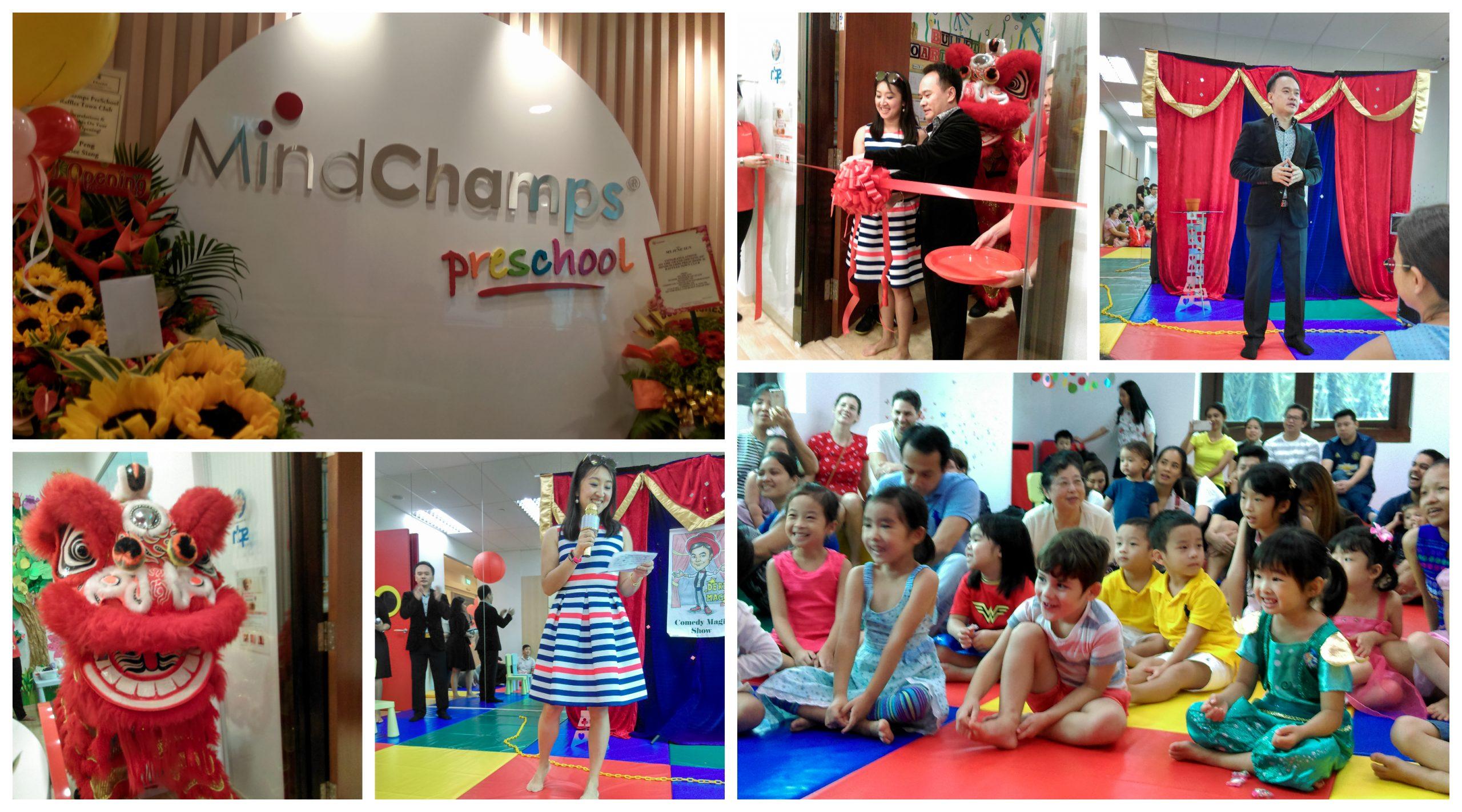 Mindchamps PreSchool & Enrichment Classes