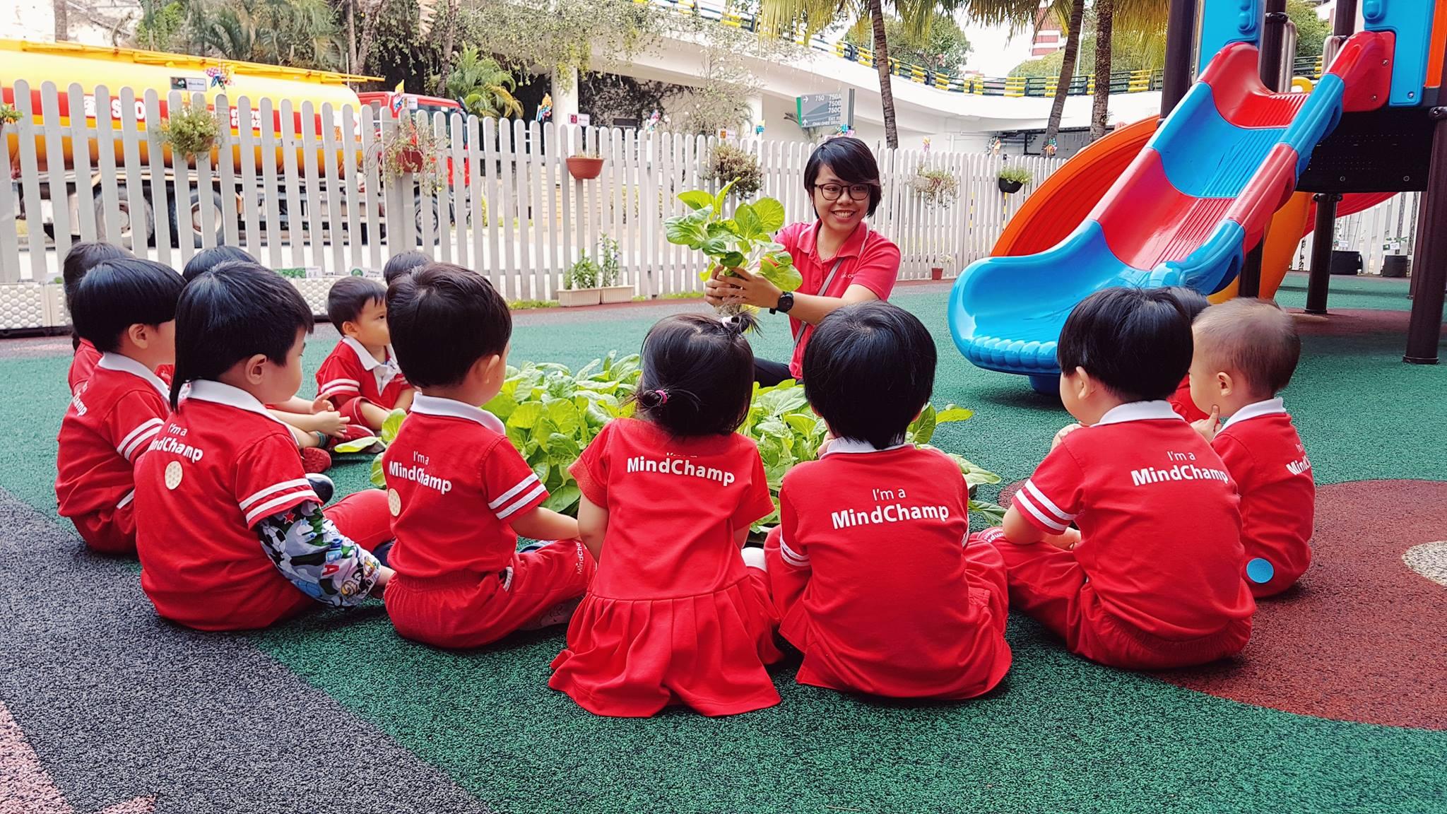 Mindchamps PreSchool & Enrichment Classes bedok nursery