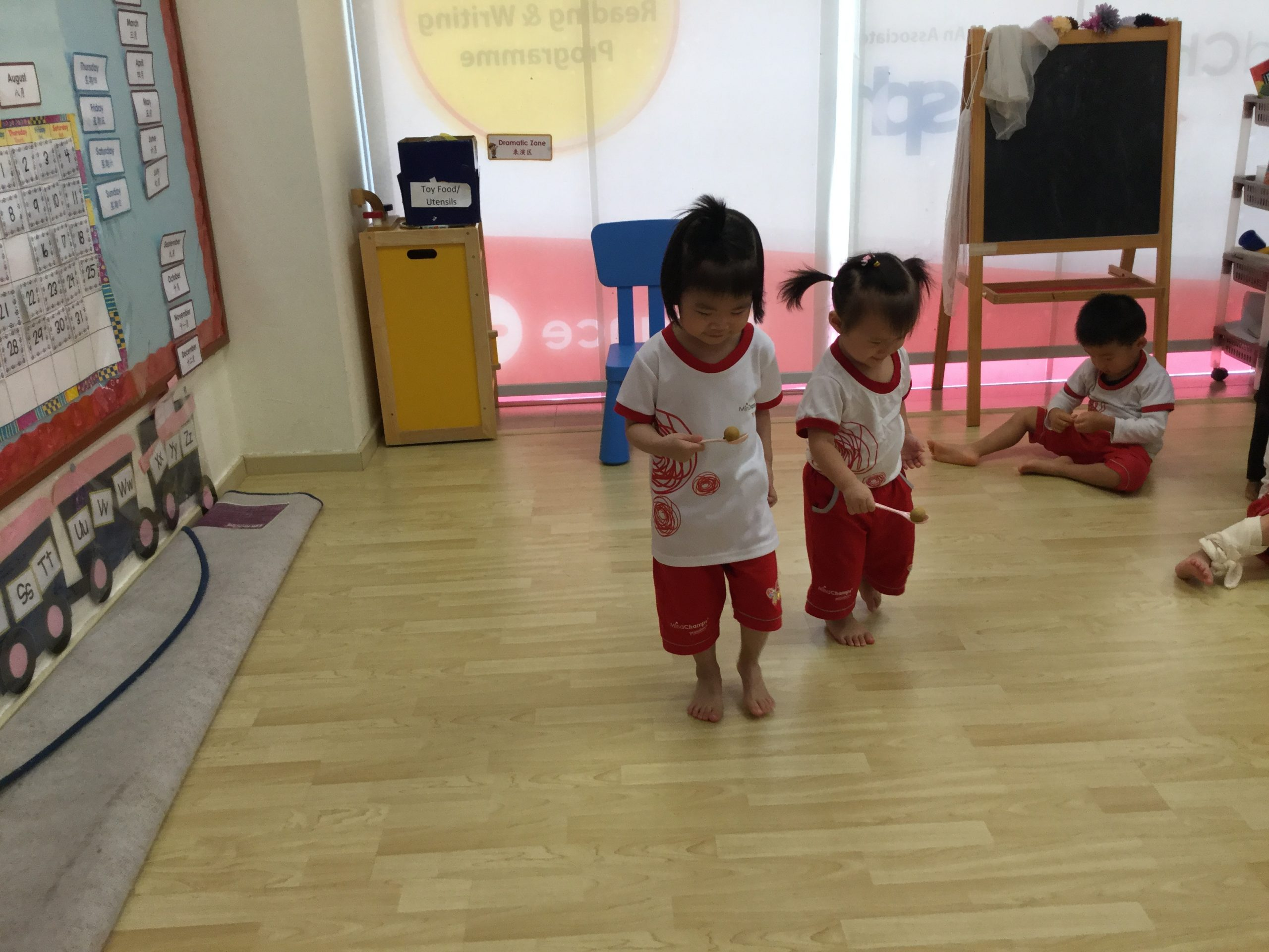 playgroup woodlands