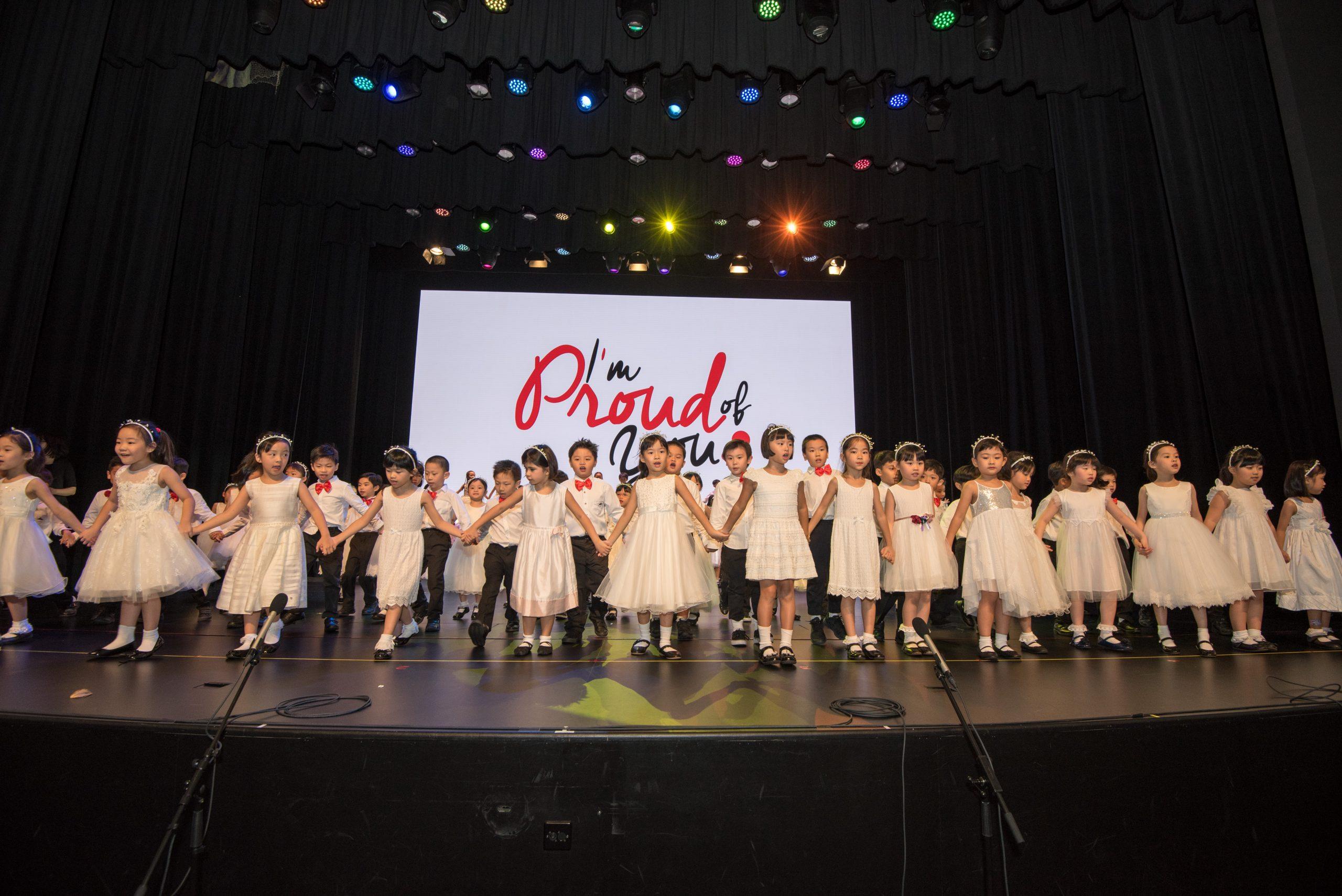 preschool concert singapore