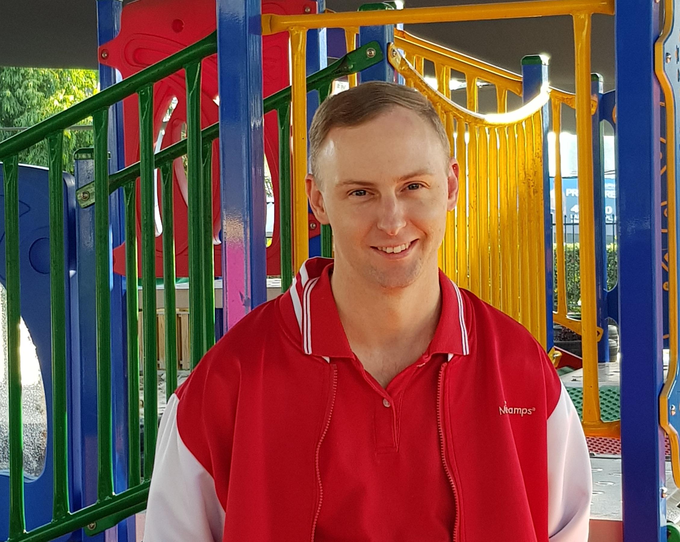 male preschool teachers