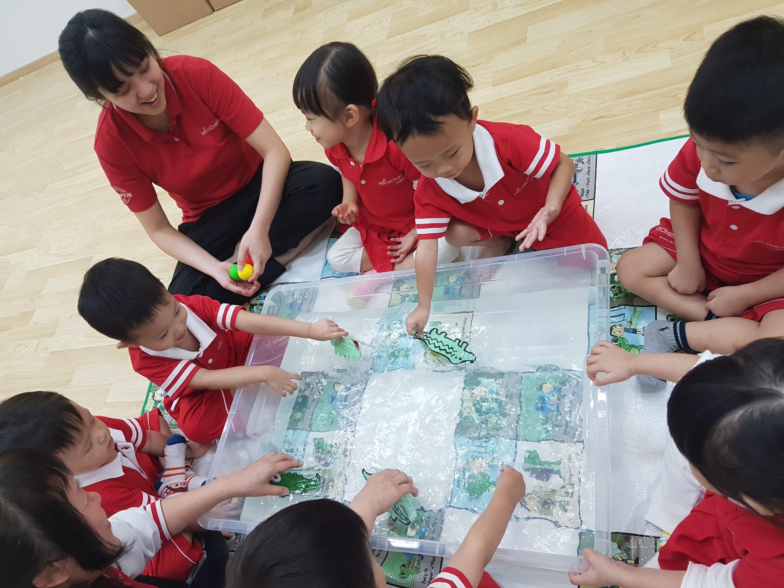 best preschool in singapore