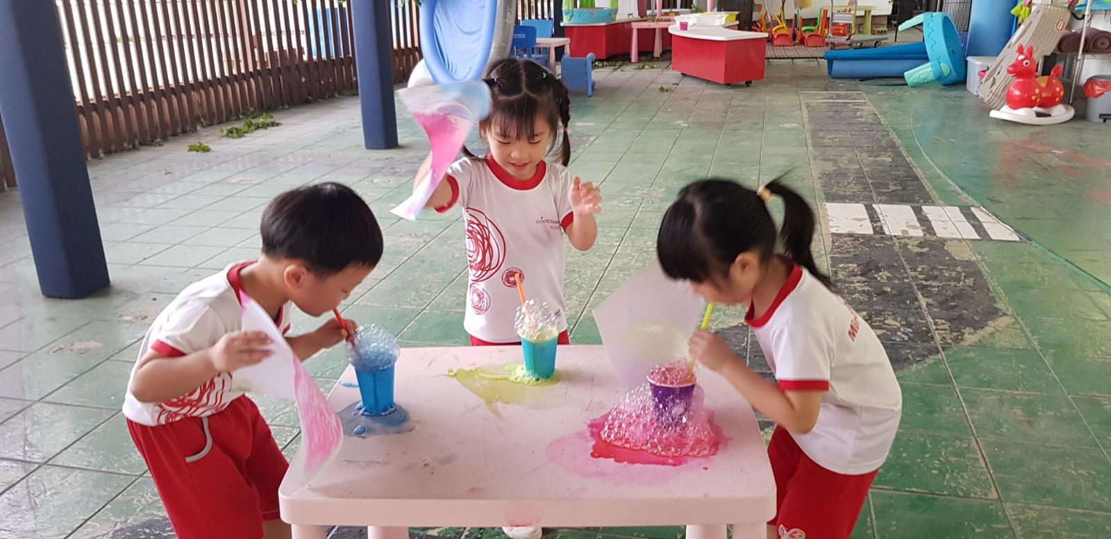 childcare centre punggol