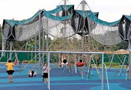 outdoor playgrounds in the north