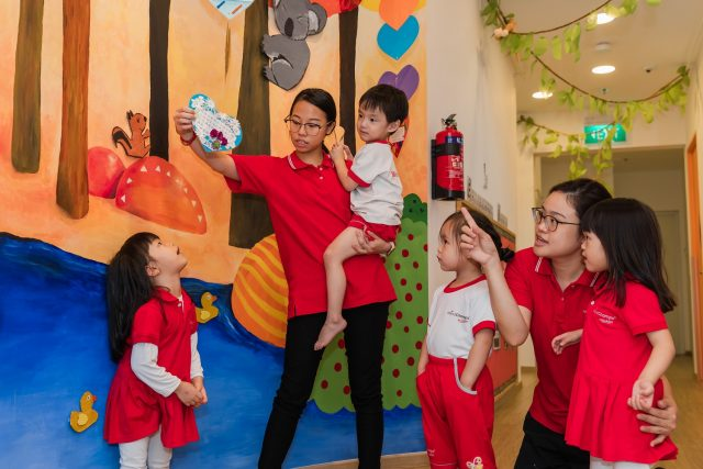 preschool at the brooks II in sembawang