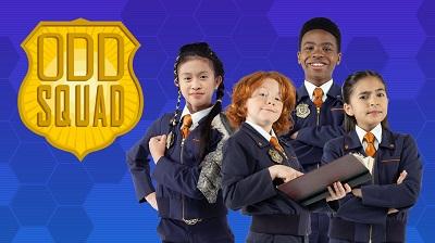 Educational Netflix Show: Odd Squad