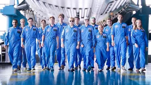 Educational Netflix Show: The Mars Generation