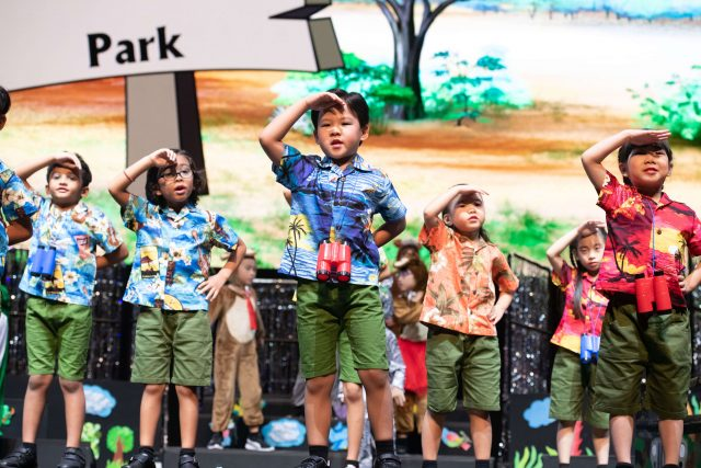performing arts for children