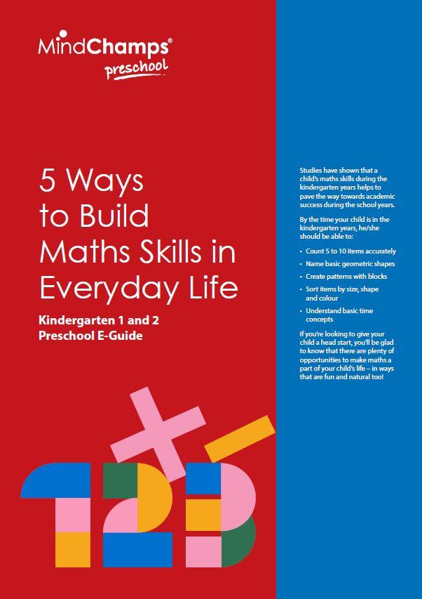 primary 1 maths