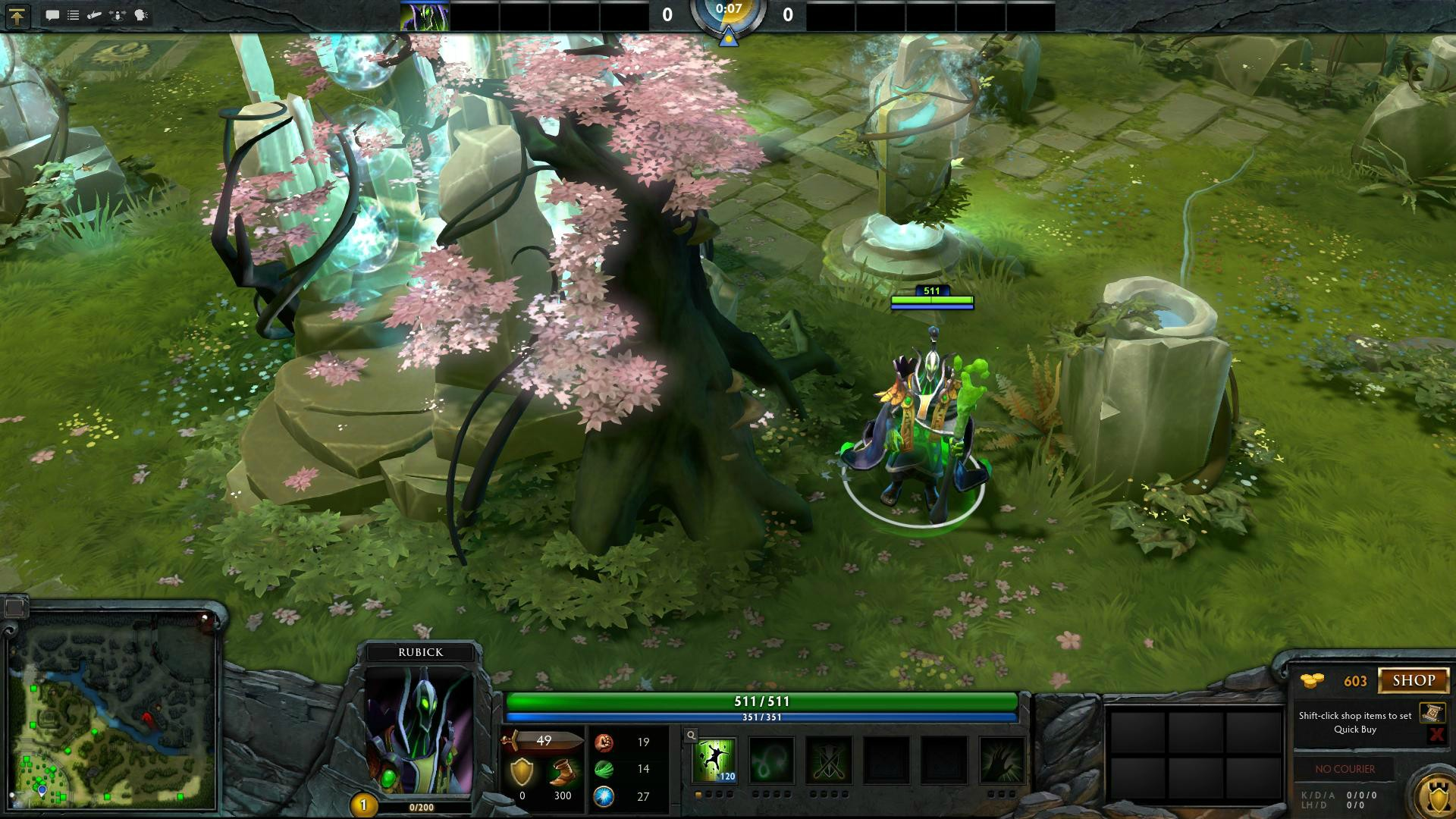 how to set dota2 to get high fps