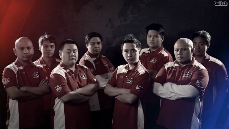 WCA Crossfire and World of Tanks play-offs are set! Filipinos out of