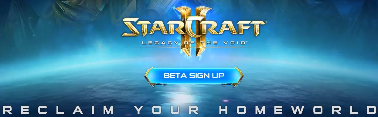 Blizzard announces StarCraft II Legacy of the Void - Mineski net