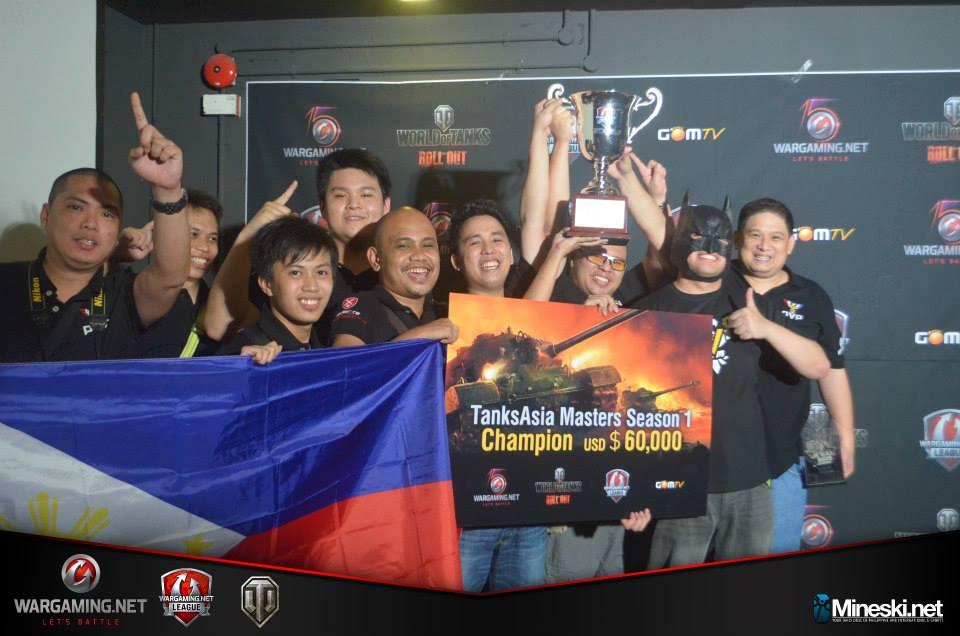 World of Tanks' Tanks Asia Masters Season 2 National Series