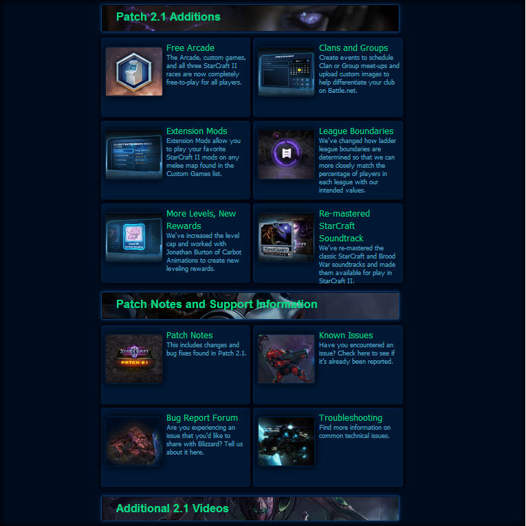 Starcraft II: Free to Play patch is out! - Mineski net