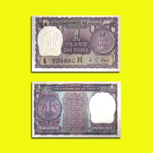 1-Rupee-Note:-Rarest-Of-Its-Kind!