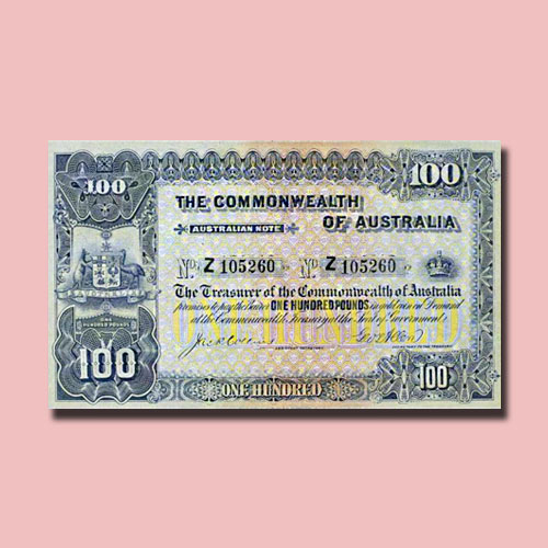 100-pound-note-sold-for-more-than-half-a-million-dollars