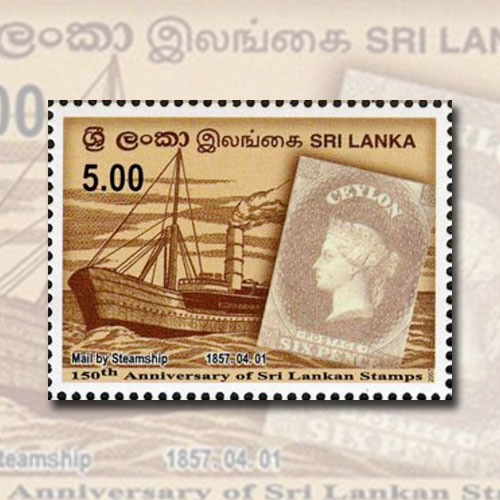 150th-Stamp-Anniversary-Commemorative-of-Sri-Lanka