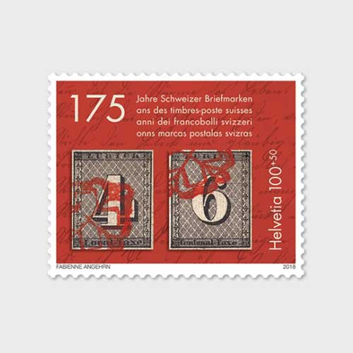 175-Years-of-Swiss-Stamps