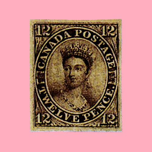 1851-12p-Black-stamp-sold-for-135,000-dollars