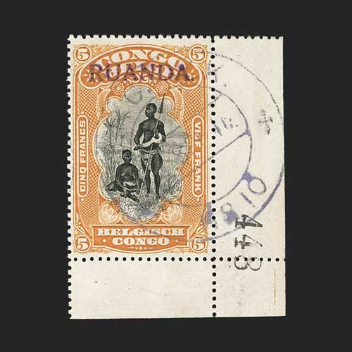 1916-East-Africa-Occupation-Stamp-of-Belgium