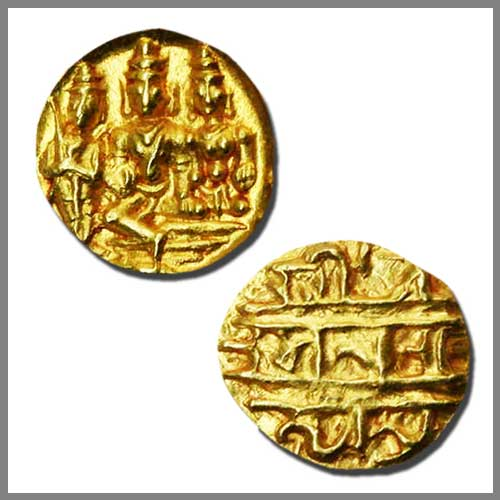 The-Trio-of-Ramayana-on-Vijayanagara-Coin