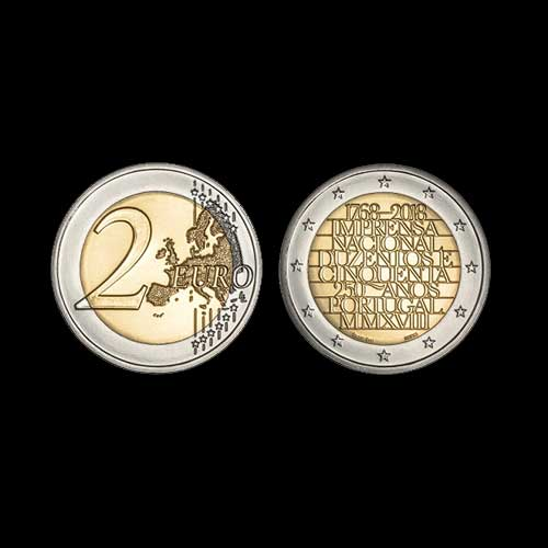 New-Portuguese-Coins-Celebrate-250th-Anniversary-of-the-National-Press