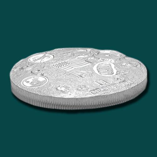 11oz-Silver-Domed-Coin-Celebrates-Apollo-11-Mission
