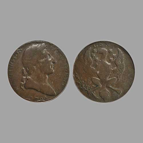 1792-Roman-Head-'cent'-Auctioned-for-$18,000