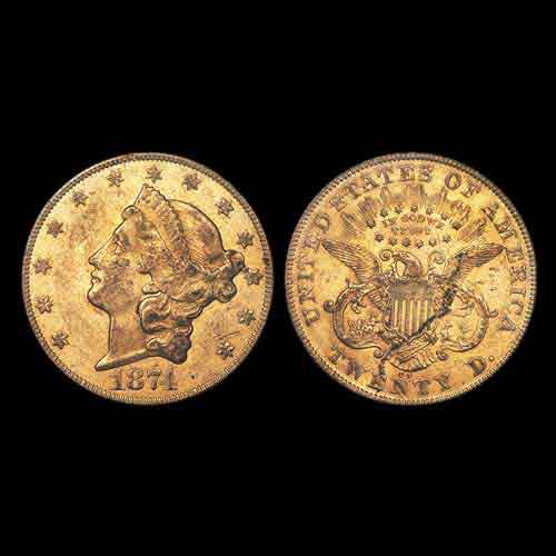 Rare-Carson-City-Mint-$20-Gold-Coins-to-be-Auctioned