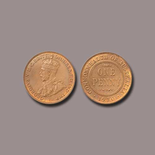 Proof-1930-Penny-from-Australia-Auctioned-for-Over-$1-million-AUD