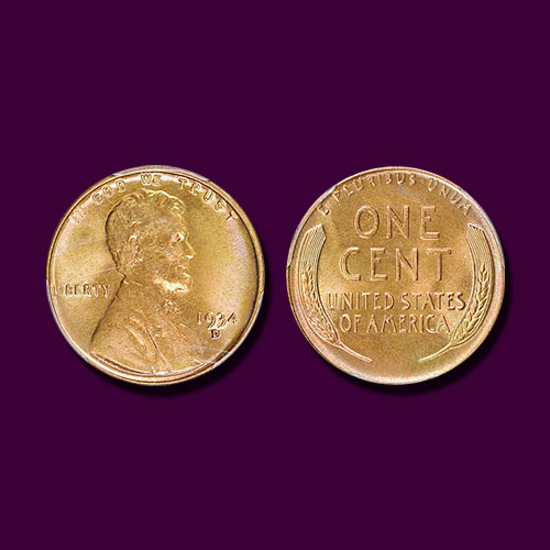 1934-D-Lincoln-cent-Sold-for-$8,790