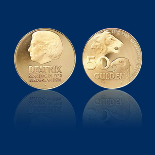 Only-Known-1982-Dutch-Gold-Coin-to-be-Auctioned