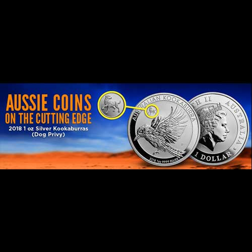 Kookaburra-Silver-Coin-with-Year-of-the-Dog-Privy-Mark