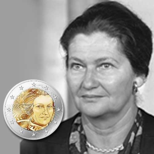 Activist-and-Leader-Simone-Veil-Honoured-on-New-French-Coin