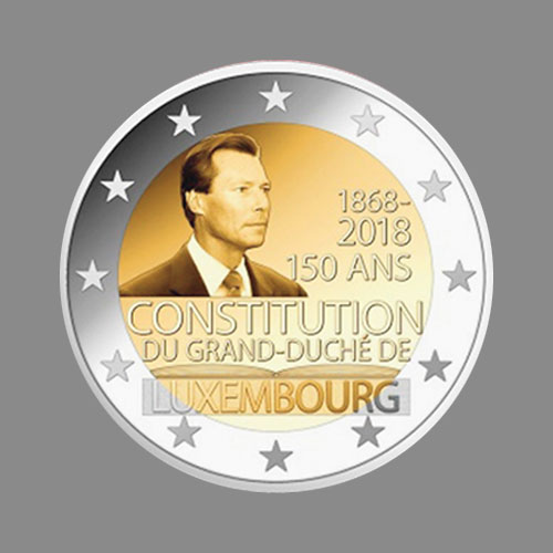 Luxembourg-Releases-New-Commemorative-Circulating-€2-Coin