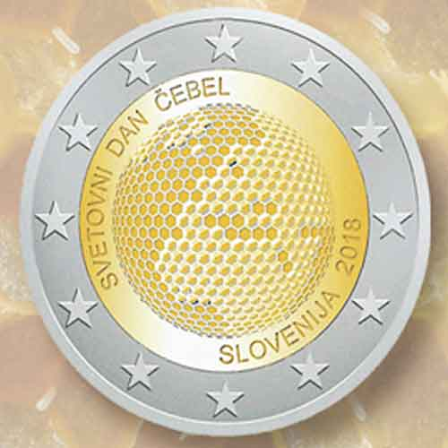 New-Slovenian-Coins-to-Celebrate-World-Bee-Day