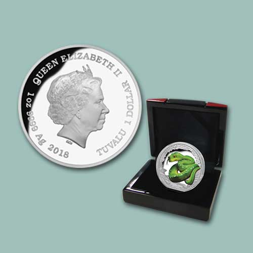 Green-Tree-Python-on-Latest-Perth-Mint-Coin